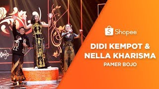 Download Didi Kempot & Nella Kharisma - Pamer Bojo (Cendol Dawet) | Shopee 12.12 Birthday Sale TV Show