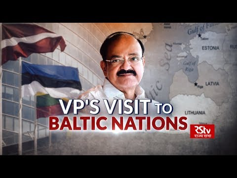 In Depth - Vice President's Visit to Baltic Nations