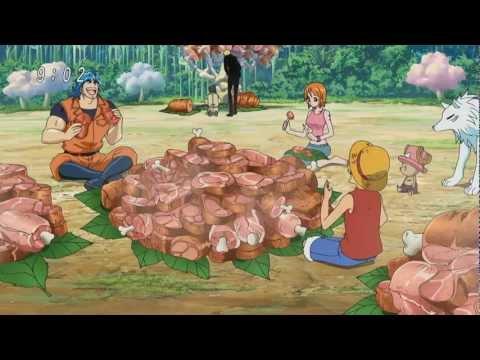 Toriko X One Piece Opening HD