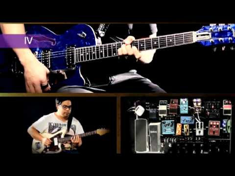 Endless light hillsong electric and acoustic guitar tutorial.