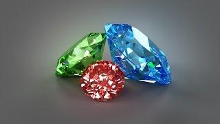 Blender Quick Tip #4   Diamonds in Blender