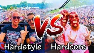 HARDSTYLE VS HARDCORE #4