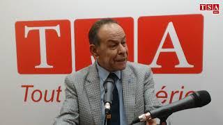 TSA Direct | Mokhtar Said Mediouni, officier supérieur de l'ANP à la retraite