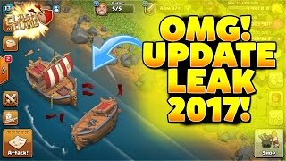The boat is here in clash of clans// what it does mean?//2017 massive update coming soon//