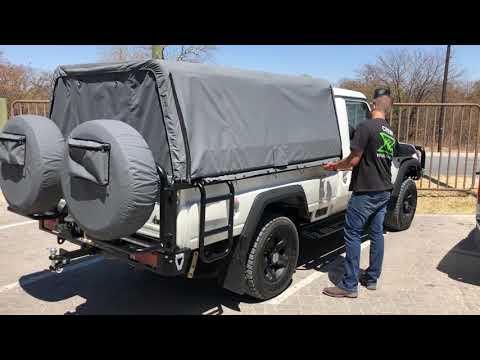 Kavango engineering Maun Botswana