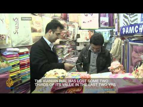 Inside Story - Iran: the real cost of sanctions