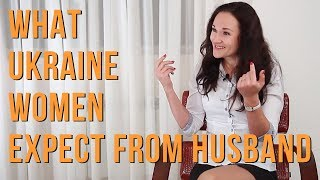 Beautiful Ukrainian Women What They Expect From Foreign Husband