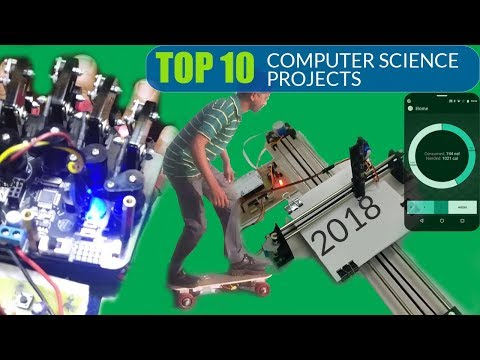 Top 10 Computer Science Projects For Students 2018