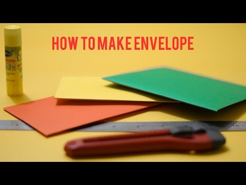 How to make different types of Envelope | Paper Envelope | Easy ORIGAMI Envelope