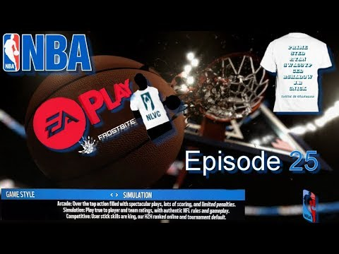 Nlvc/ Episode 25 / Ea Sports Direction In Marketing & Nba Live 18 Will Sim Be The Priority.