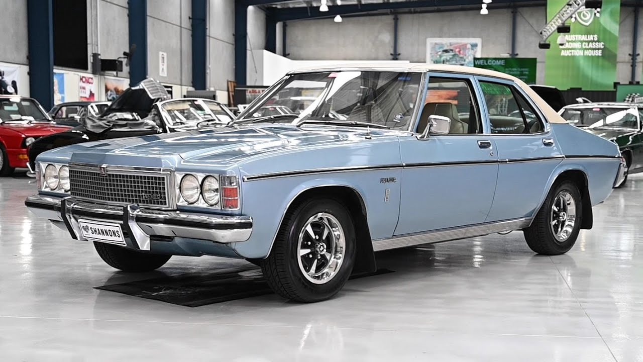 1978 Holden HZ Premier 308 Sedan - 2020 Shannons Melbourne Autumn Classic Auction