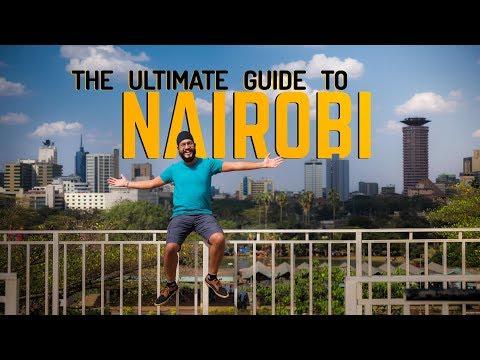 HOW TO TRAVEL NAIROBI in 2019 - Things to do in Nairobi