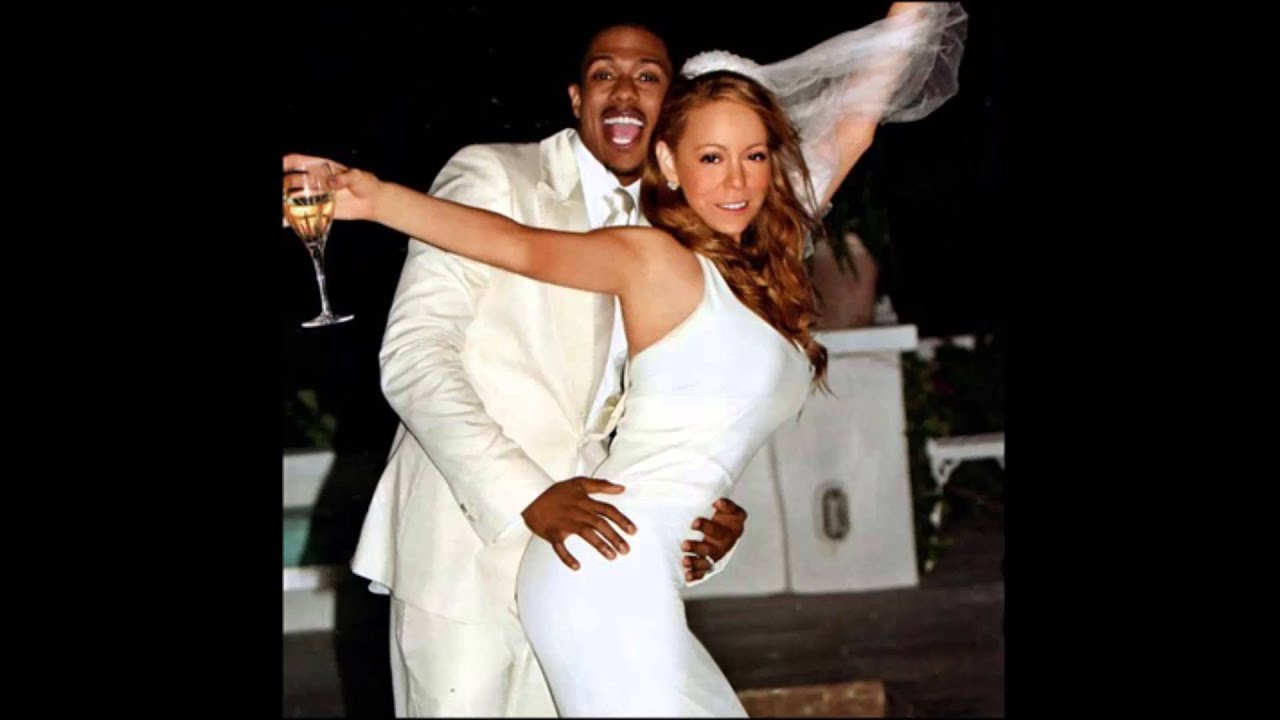 nick Mariah cannon wedding carey