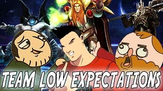 TEAM LOW EXPECTATIONS - DELERIOUS LEORIC - Heroes Of The Storm