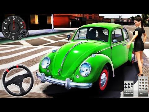 Ultimate Car Driving Classics - Volkswagen Beetle Drive Simulator - Android GamePlay