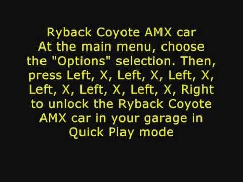 <b>Xbox 360</b> split second velocity <b>cheats codes</b> - YouTube