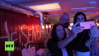 В Лондоне открылся бар, посвященный сериалу «Во все тяжкие»