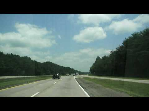 ROADGEEK-CAM!!! - US 19/GA 400 NB McFarland Pkwy To GA 369