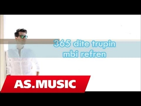 Alban Skenderaj - 24 Ore ft. Young Zerka (Instrumental+Lyrics)