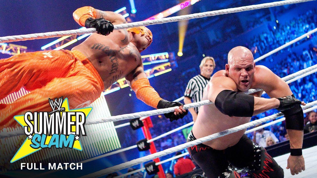 FULL MATCH: Kane vs. Rey Mysterio - World Heavyweight Title Match: SummerSlam 2010