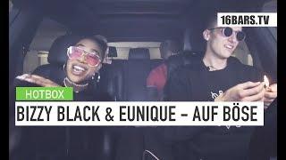 Bizzy Black & Eunique - Auf Böse (Hotbox Remix) | 16BARS.TV