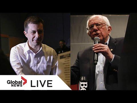 Bernie Sanders, Pete