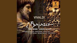 """Bajazet, RV 703, Act 1 Scene 3: No. 3, Aria, """"In si torbida procella"""" (Tamerlano)"""