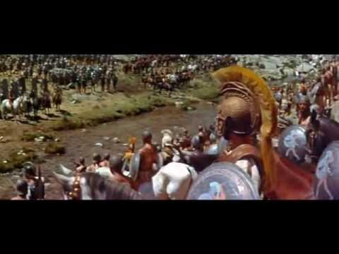 Battle of Chaeronea in Robert Rossen