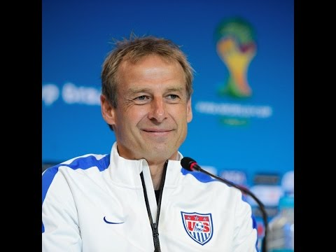 Breaking news Jurgen Klinsmann Sacked!