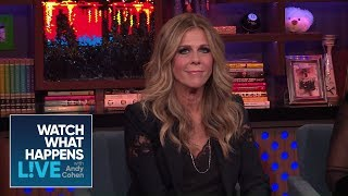 Rita Wilson Was Starstruck By John F. Kennedy, Jr. And Princess Diana | WWHL