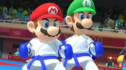 Mario & Sonic at the Olympic Games Tokyo 2020 - All Events
