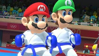 Mario & Sonic aт the Olympic Games Tokyo 2020 - All Events
