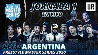FMS - Jornada 1 #FMSARGENTINA Temporada 2020 | Urban Roosters