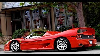 FERRARI F50 The Ultimate Sound Compilation