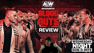 🟣AEW DYNAMITE 5/5/21 + NXT 5/4/21 REVIEW: INNER CIRCLE vs PINNACLE BLOOD AND GUTS; KROSS vs EVERYONE