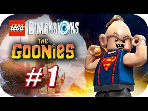LEGO Dimensions [Año 2] Level Pack Los Goonies - Capitulo 1 - ¡Una Aventura Pirata!