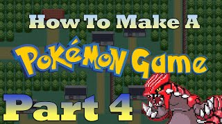 How To Make a Pokemon Game in RPG Maker - Part 4: Wild Pokemon, Legendaries, and Metadata