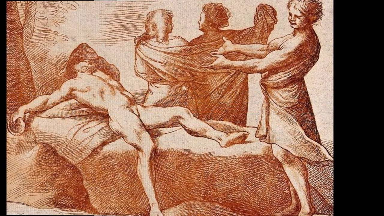 hindu trinity god's are post Noah's men in Bible - YouTube