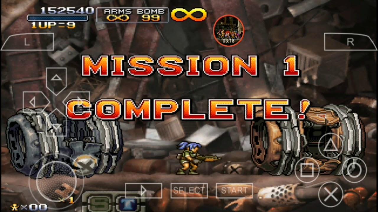 Download Gameplay de metal slug 7 con trucos