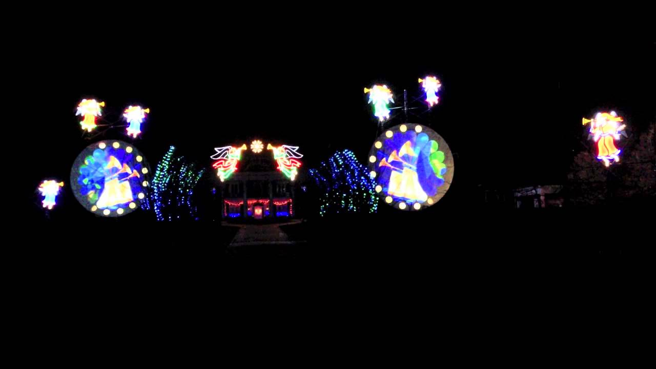 Greenwich CT light show Tudor Jones Mansion 2012  sc 1 st  YouTube & Greenwich CT light show Tudor Jones Mansion 2012 - YouTube