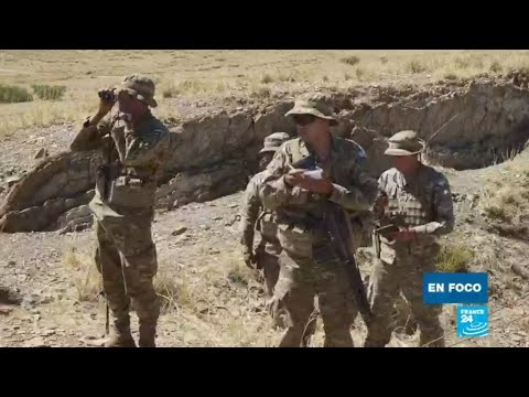 ¿Qué está haciendo el ejército de Argentina en la frontera?