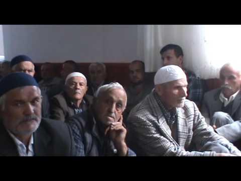 Sinop İli Sazlı ve Akbaş Köyü Oda Açılışı