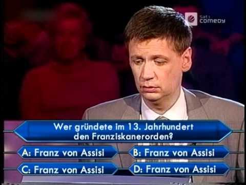 Fragen Wer Wird Millionär