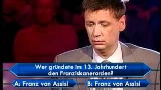 WER WIRD MILLIONÄR FÜR DOOFE
