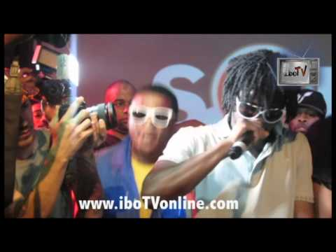 Chief Keef - Save That Shit LIVE SOBs NYC 6/25/12 iboTV