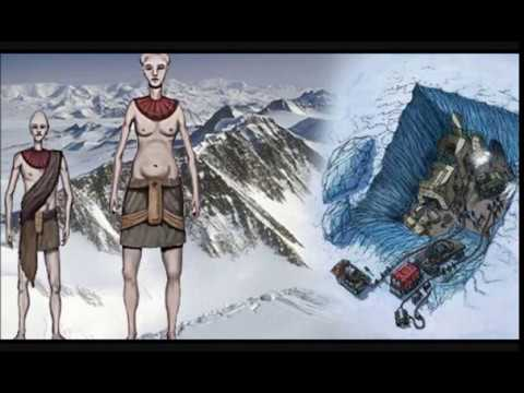 El agua de la Antartida y el Proyecto Lucifer-El agua dulce de la Antartida