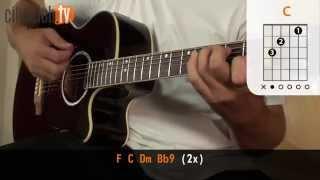Tô de Cara - Luan Santana (aula de violão simplificada)