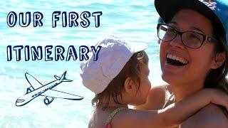 видео С маленьким ребенком на курорт