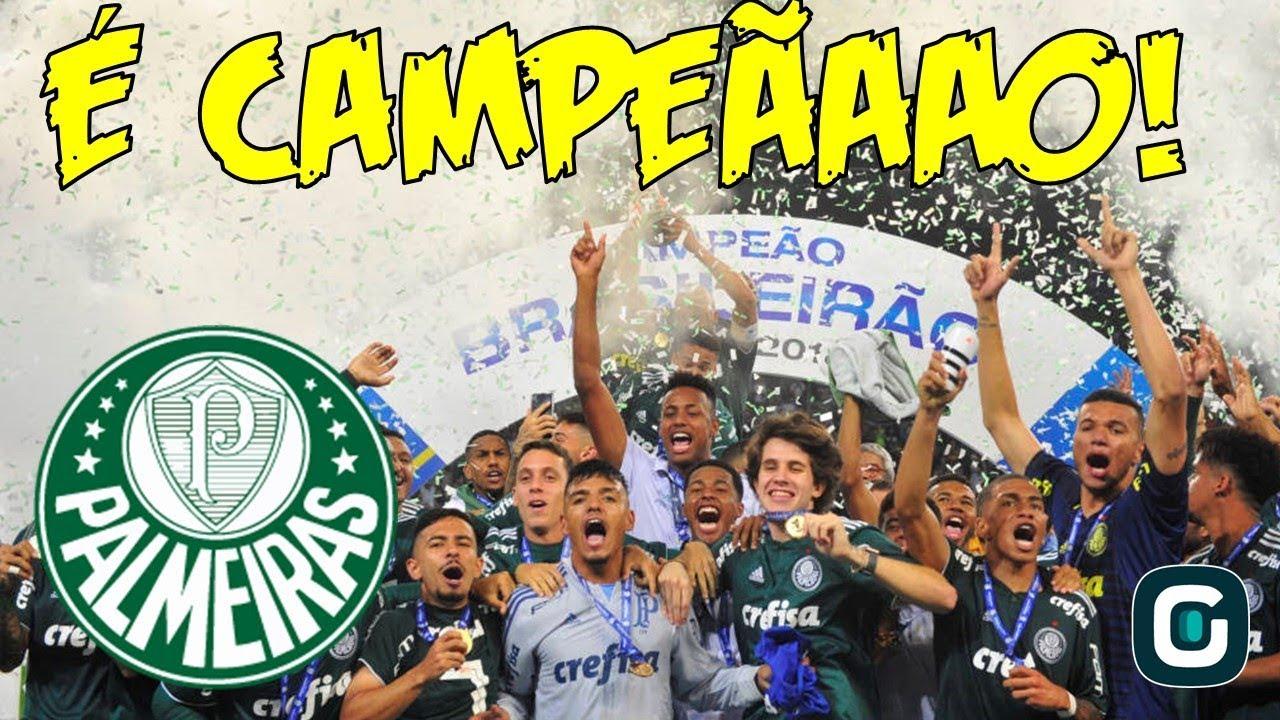 PALMEIRAS é CAMPEÃO BRASILEIRO Sub-20  9655592f79930