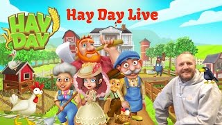 Hay Day Live - Night Time Farming from Japan